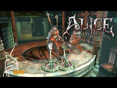 Alice Madness Returns Episode 6: Crushing Up With The March Hare
