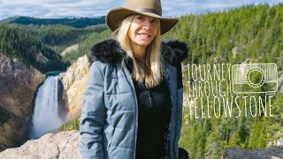 Yellowstone National Park Adventure