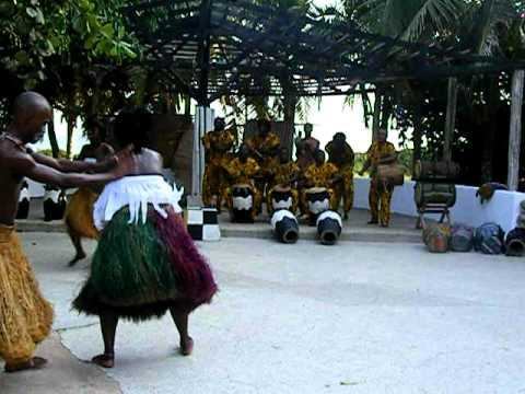 Patisa Travel & Tour- Traditional African Dance