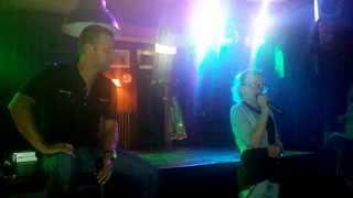 Ronald van der woude en Aïsha : duet