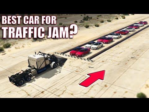 GTA V - Best Car for Traffic Jams?