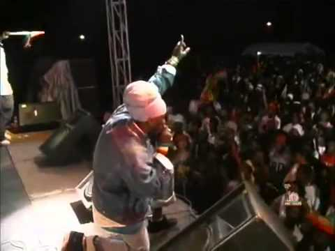 Capleton & Sizzla + Live in Portland, Jamaica 2004