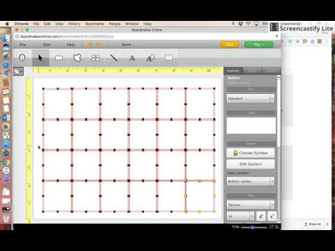 Boardmaker Online #1: Create/Print/Save Picture Cards