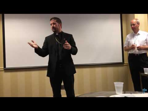 Fr. Emmanuel Lemelson speaks to Investors & Business Leaders - Berkshire Hathaway Annual Meeting