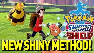 NEW SHINY METHOD in POKEMON SWORD and SHIELD! How to Get Shiny Pokemon in Sword and Shield!