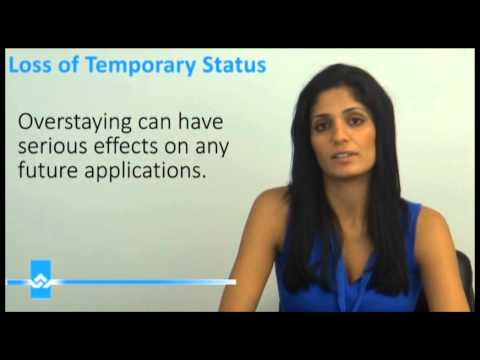 Loss of Temporary Status in Canada