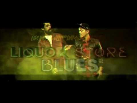 liquor store blues bruno mars subtitulada en ingles y español