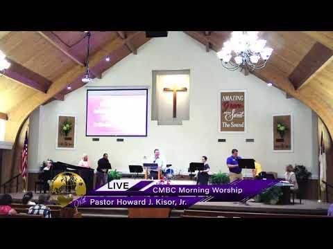 "CMBC Morning Worship - July 19th ""I Promise"""