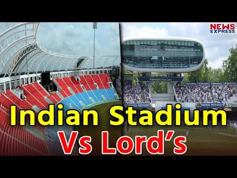 New Lucknow stadium giving serious competition to Lord's Cricket Ground