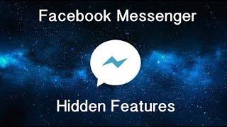 Facebook Messenger Hidden top Tips & Tricks | फेसबुक मैसेंजर की इन सुविधाओ  को कोई भी नहीं जानता