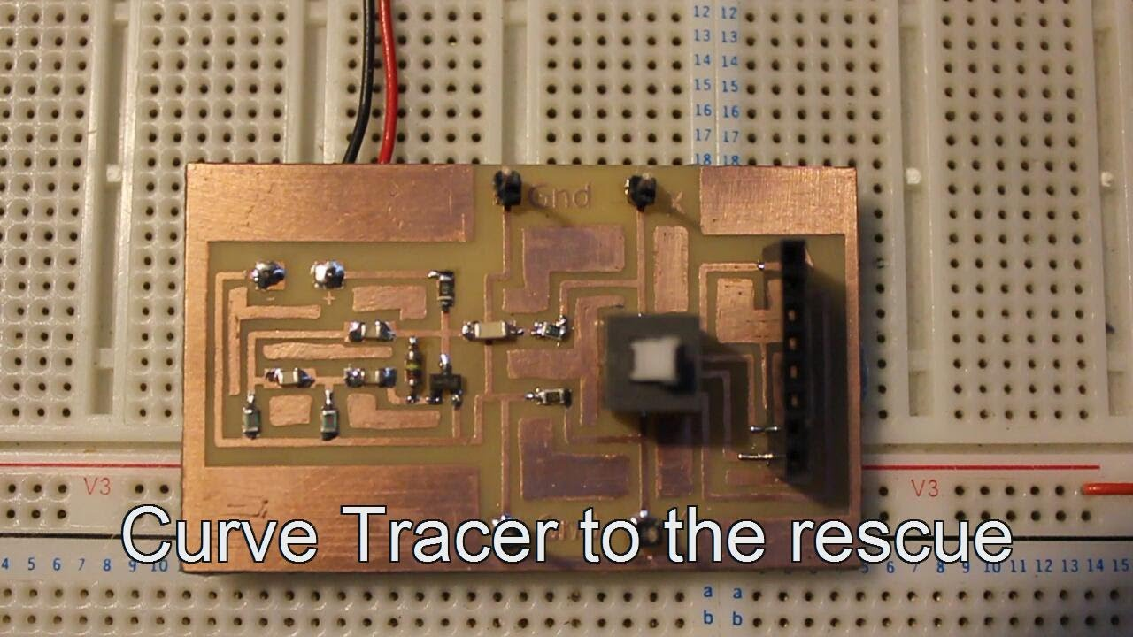 DIY Generic Curve Tracer - Electronics-Lab