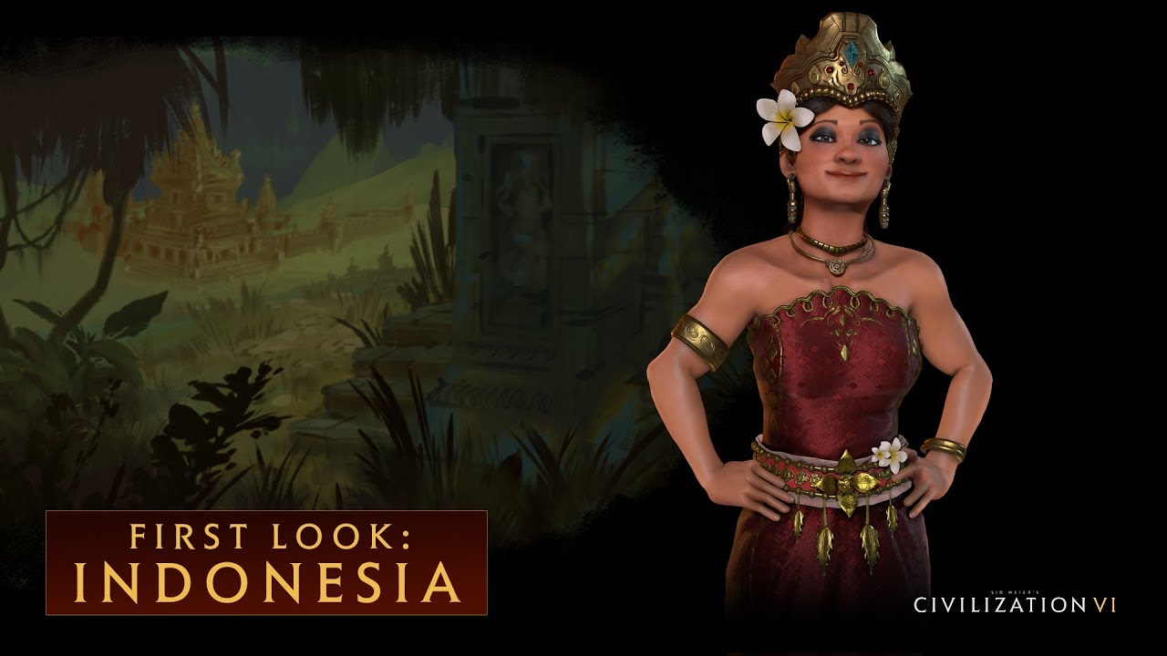 Civilization Vi First Look Indonesia Youtube