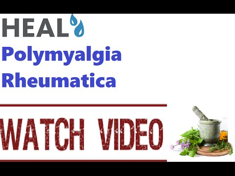 How To Treat Polymyalgia Rheumatica With Strong Herbs
