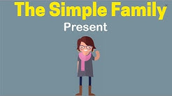 English Tenses for Beginners: Lesson 1: PRESENT SIMPLE (Part 1)