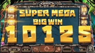 Super Mega Big Win of over 300x my bet on Big Blox Online Slots. Watch the last spin!