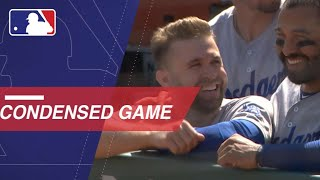 Condensed Game: LAD@SF - 9/30/18
