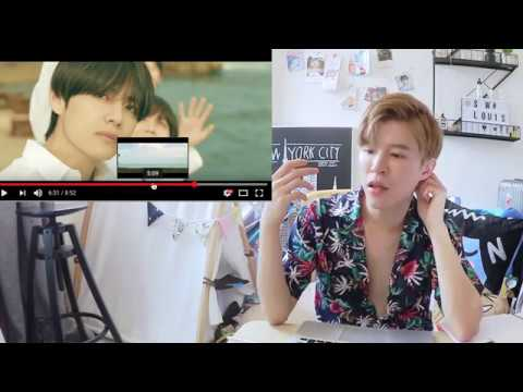 BTS 방탄소년단 Euphoria Theme of LOVE YOURSELF 起 Wonder ◀️SW reaction +Theory