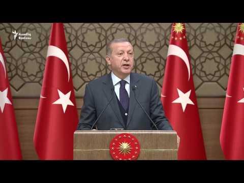 Erdoğan avropalıları hədələyir