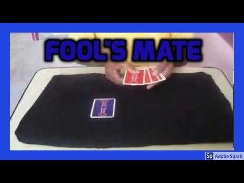 MAGIC TRICKS VIDEOS IN TAMIL #343 I FOOL'S MATE @Magic Vijay