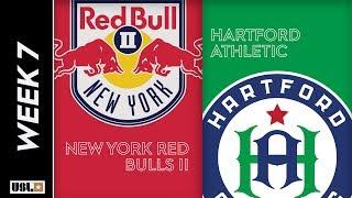 New York Red Bulls II vs. Hartford Athletics: April 17th, 2019