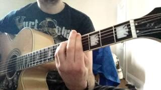 Avril Lavigne - Hot ( Acoustic Cover )