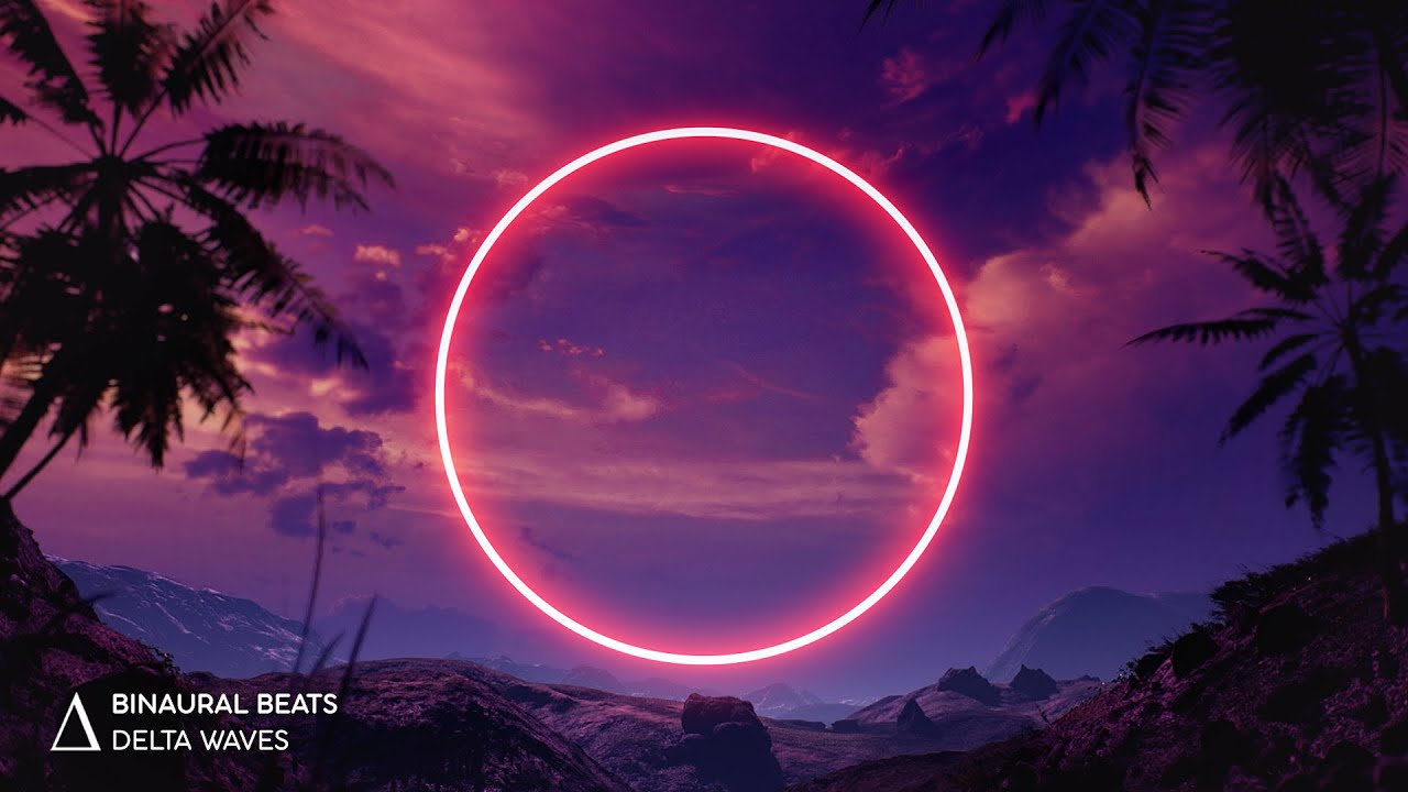 SUPER SLEEP ✧ 4Hz Delta Brainwaves Δ Healing DEEP Sleep Music + Binaural Beats