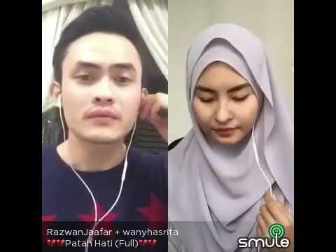 Patah Hati - Razwan Jaafar & Wany Hasrita