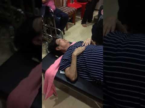 Mum at Wah toh tit tar treatment 24/11/17 part 2