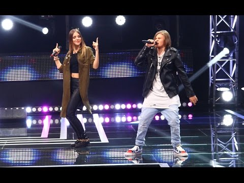Macklemore & Ryan Lewis - Can't Hold Us. Moment integral - Trupa Apollo (Oscar & Miruna)
