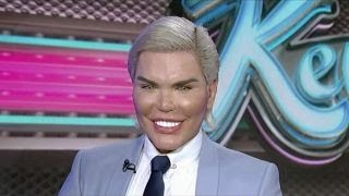 Insane In The Membrane Heathen Undergoes 60 Surgeries To Turn Himself Into A Living 'Ken Doll'