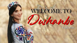 Welcome to Dushanbe Tajikistan || Central Asia Tour Begins