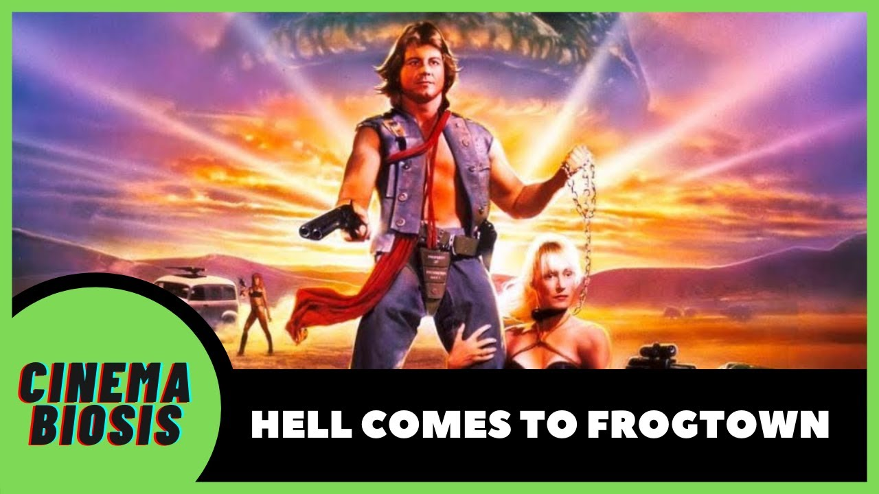 Download HELL COMES TO FROGTOWN (1988) - often forgotten gem about terrifying frog people? Or b-movie bomb?