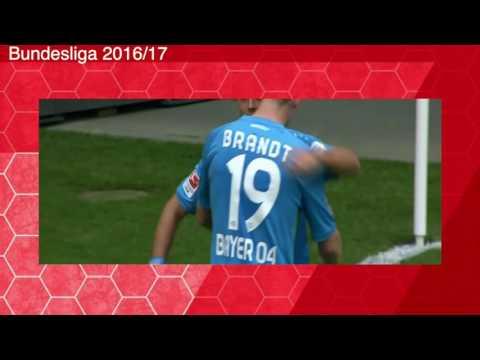 Gol de Chicharito vs Eintracht Frankfurt, Eintracht Frankfurt 2 : 1 Bayer Leverkusen,