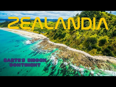 ZEALANDIA: Earth's Hidden Continent - The 8th Continent Of The World | 2017 | Full Story