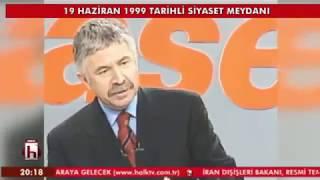Siyaset Meydanı 19 Haziran 1999 Fetö'nün İlk Kez İfşa Edildiği Tv Yayını