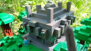LEGO Minecraft Jungle Temple(What will be made next? ▻ Subscribe!   http://bit.ly/NombieSub   We bring Minecraft's jungle temple to life with LEGO bricks! A generated structure found in the ..., 2014-06-12T19:00:46.000Z)