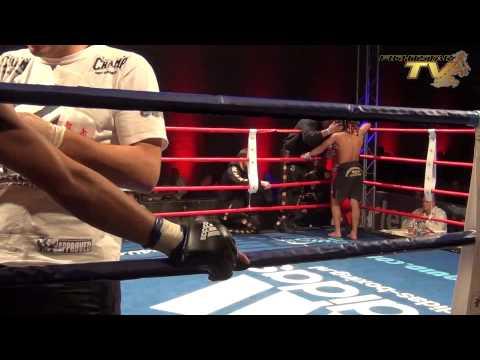 Mitchell Cadeau vs Bryan Bouland