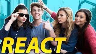 "MattyBRaps REACTS to ""Good Connection"" WITH Davis Sisters! thumbnail"
