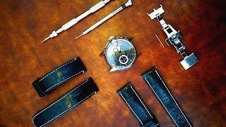 Hướng dẫn thay dây da cho Đồng hồ