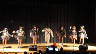 """CENTER OF ATTENTION   """"DO IT FOR LIL SAINT"""" DANCE COMPETITION"""