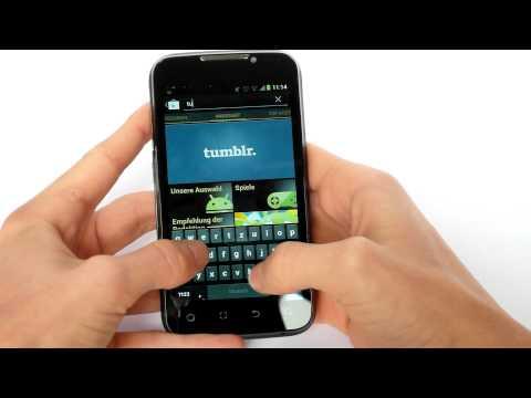 Simvalley SP-140 Smartphone im Test [DE]
