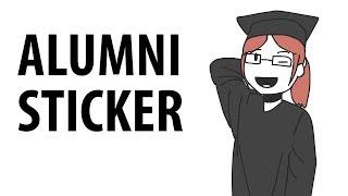 Alumni Sticker thumbnail
