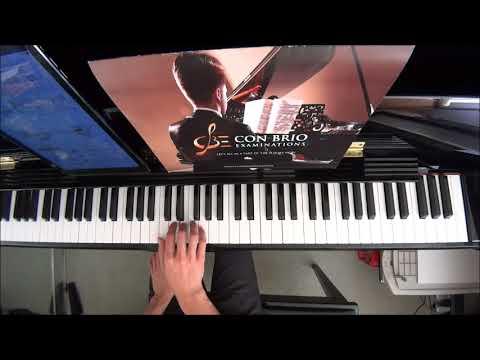 Leila Fletcher Piano Course Book 1 No.1 The Flyer