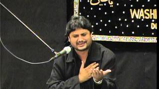 Anjuman Zulfiqar-e-Haidery MD Shab-e-Dari at Idara-e-Jaferia MD USA Part1 12-15-2012 1st Safar 1434