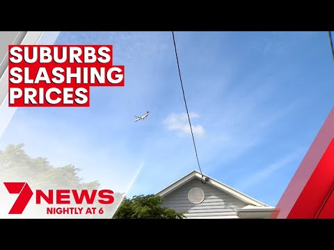 The Brisbane suburbs where real estate prices are going backwards | 7NEWS