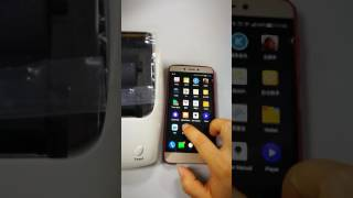 GOODCOM Bluetooth Printer supports Printing Arabic