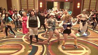 sabo 2016 33 k pop dances in 21 minutes chorus dance game
