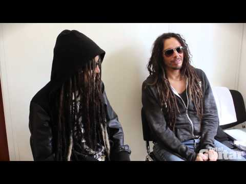 Korn: 'The Paradigm Shift' - Interview with Total Guitar