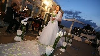 NYC Art-Strings Quartet Great Wedding Song Tribute To Kristina Perri A Thousand Years Thumbnail