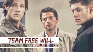 Beliver - Imagine Dragons || Team free will